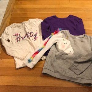 Girls top bundle